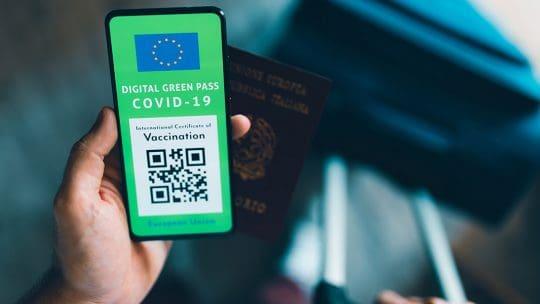 green pass assicurazione viaggio